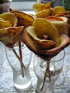 воспоминания, рецепт розы к чаю, розы к чаю, печенье