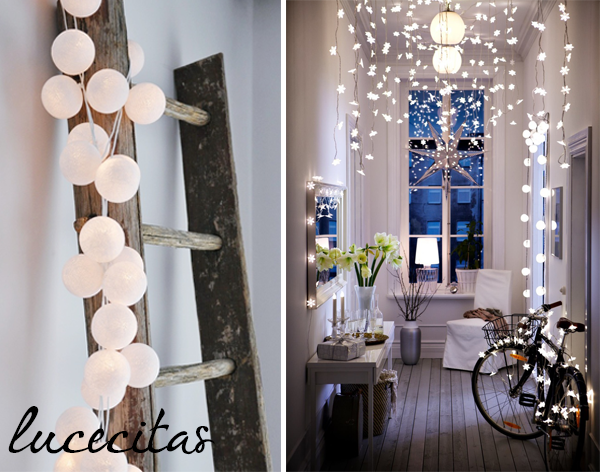Guirnalda de lucecitas diy decoraci n - Home personal shopper ...
