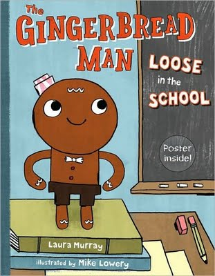 It's so cute! I do a big back to school unit using the Gingerbread Man ...