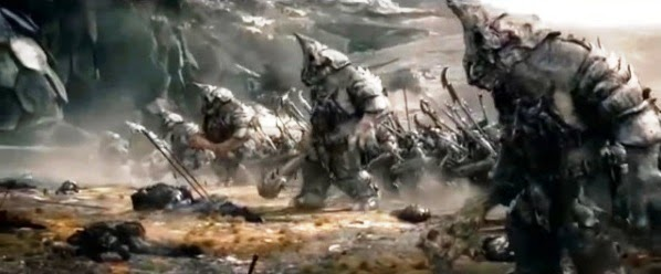 Hobbitul: Batalia celor cinci armate