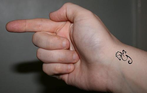Tattoos Change Small Girl Tattoos