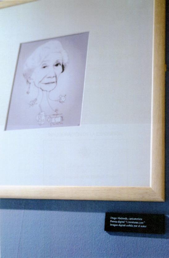 Caricaturas ilustraciones comics exposici n premio for Muebles ana mari alcala de henares
