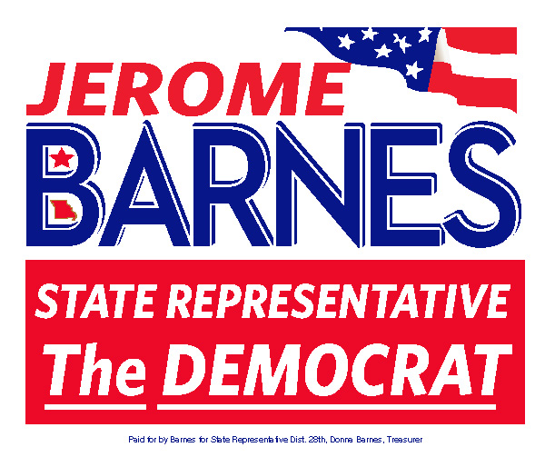 Jerome Barnes for State Representative