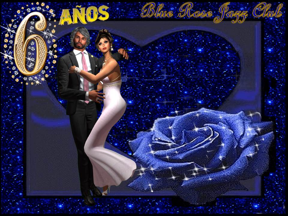 ♫ Blue Rose Jazz ♫
