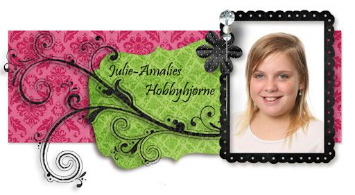 Julie-Amalies Hobbyhjørne
