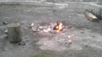 Focul Viu de la Andreiasu de Jos - Vrancea