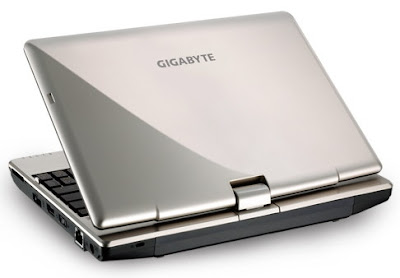 Gigabyte T1005P notebook 2011