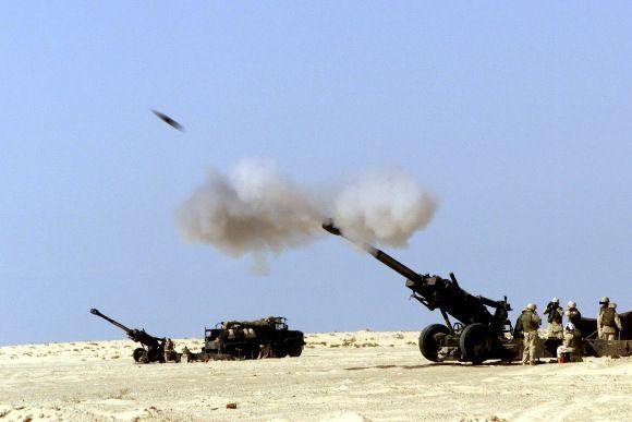 Meriam Howitzer