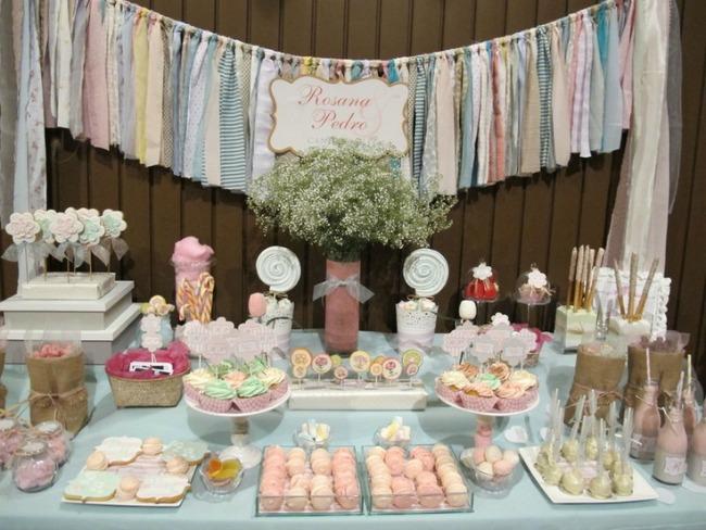Detalles originales una mesa muy dulce for Decoracion mesas dulces