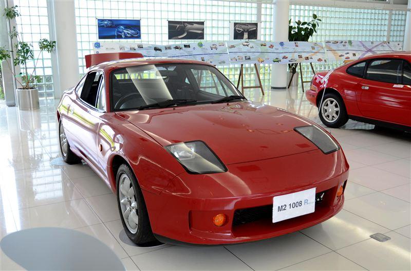 Mazda MX-5, unikalna wersja, M2 1008