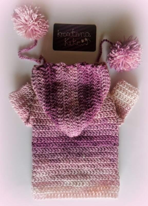 šareni puloverić :)