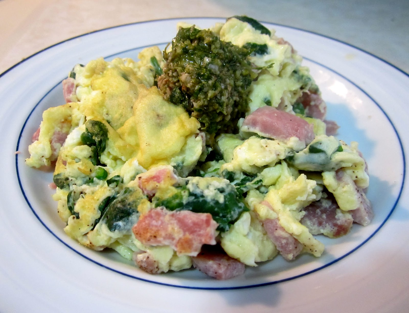 Green eggs and Ham: