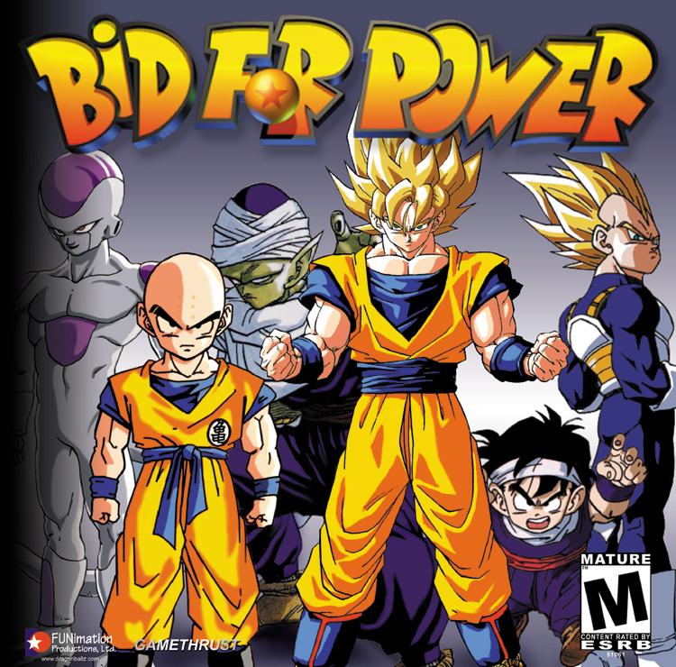 Free download dragon ball z bid for power pc full version games