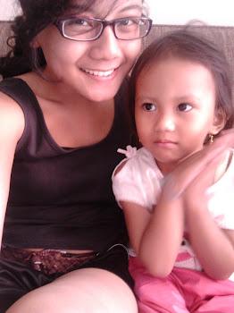 my Icha niece