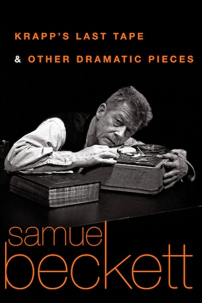 krapps last tape by samuel beckett