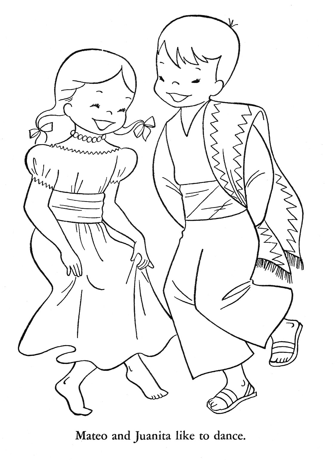 Mexican Culture Coloring Pages Coloring Pages