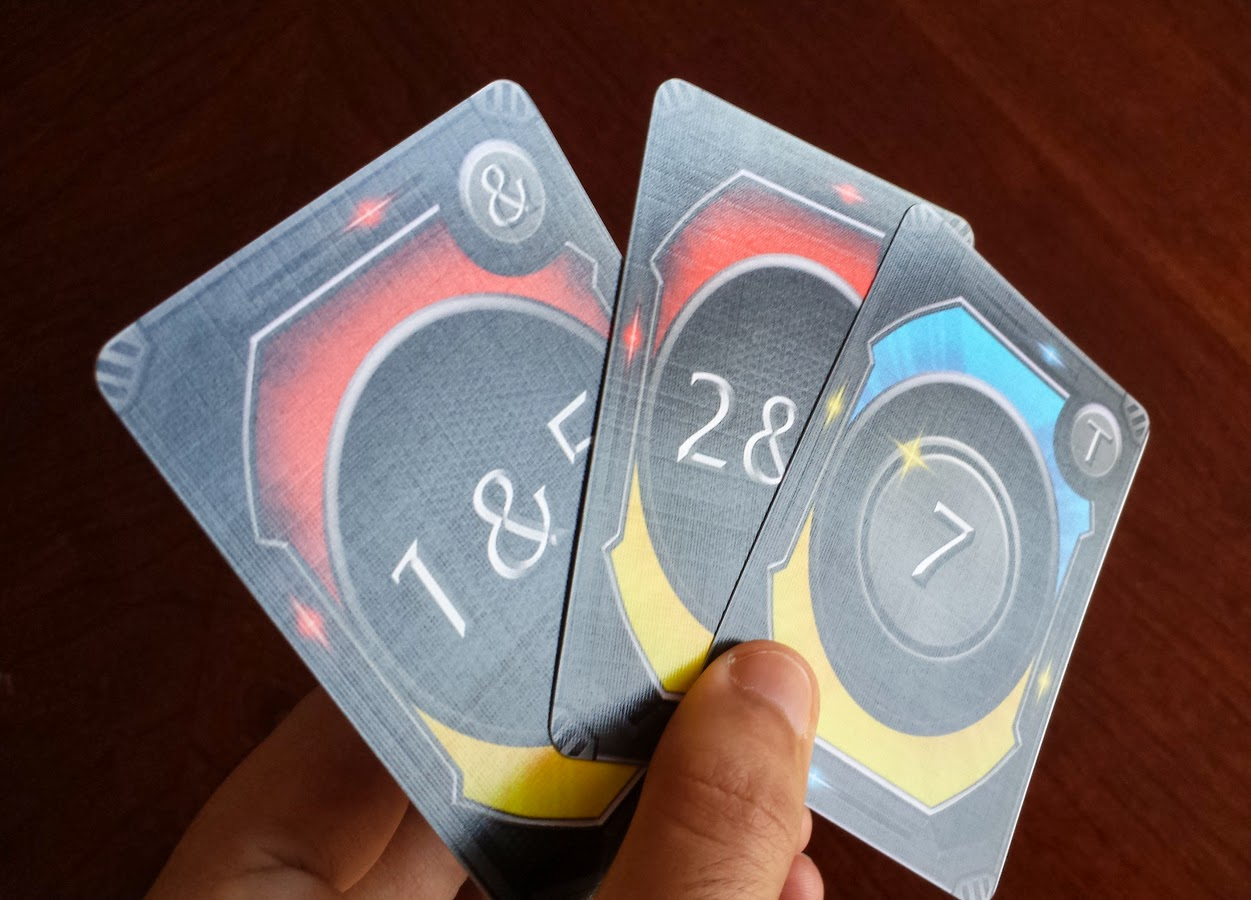 Physical Cards Are In!