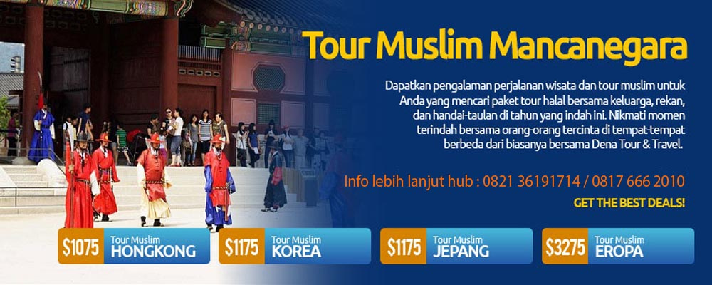 Dena Tour Travel Umrah Promo dan Haji Plus
