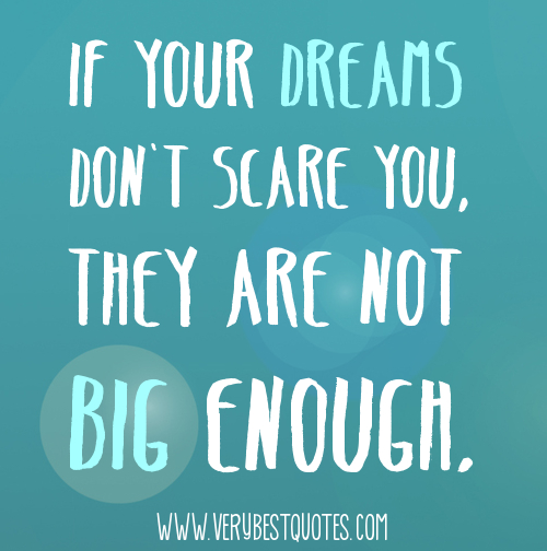 quotes about dreaming big quotesgram