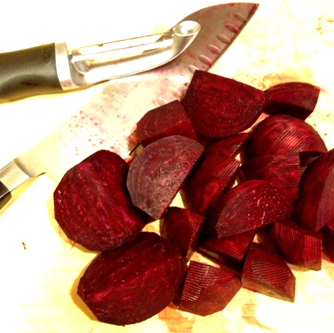 Homemade Beet Food Coloring! | Eatomaniac :)