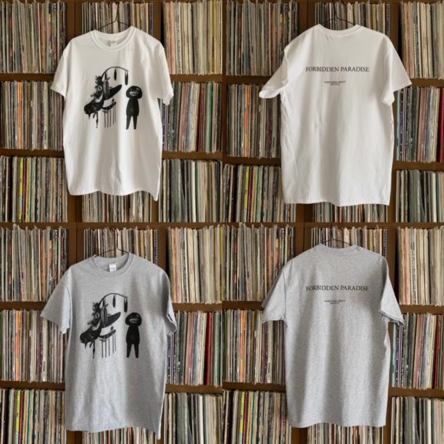 「FORBIDDEN PARADISE」T-shirt