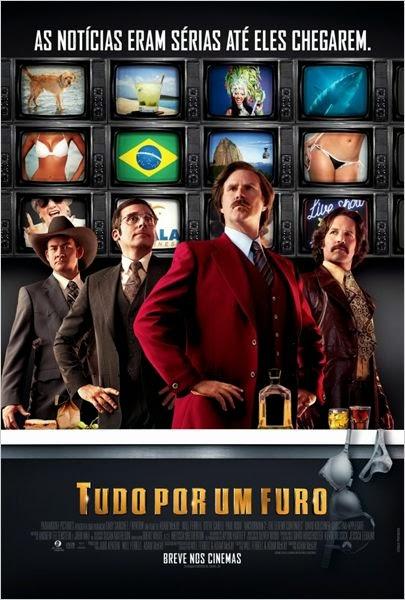 """Poster do filme """"Tudo Por Um Furo"""""""