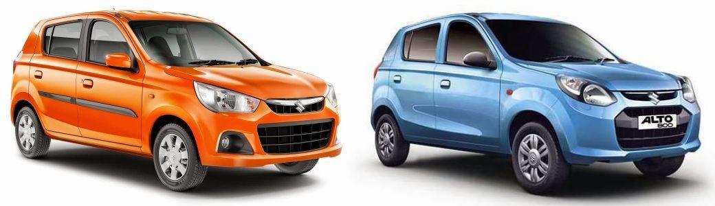 alto k10 vs alto 800 comparison rh carcomparos com Suzuki GSX Suzuki Vitara