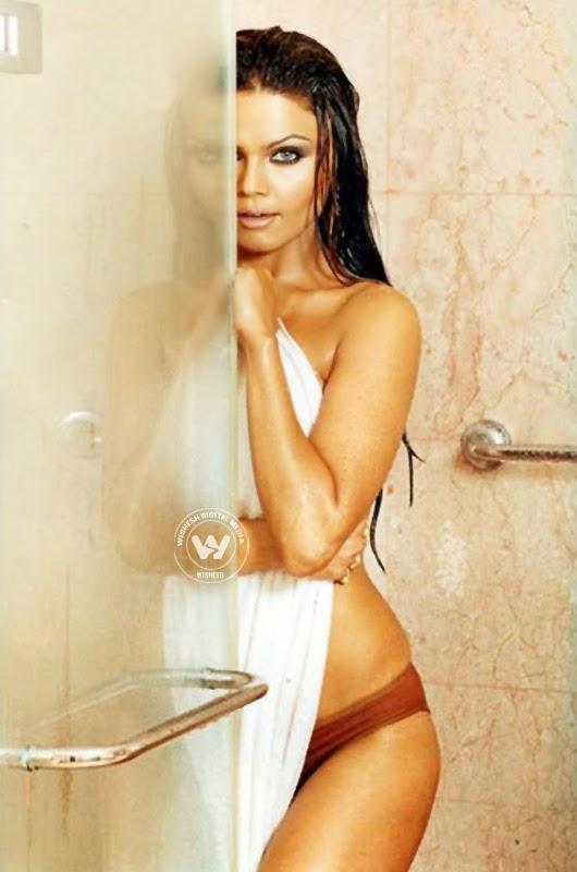Rakhi Sawant Hot Bikini image