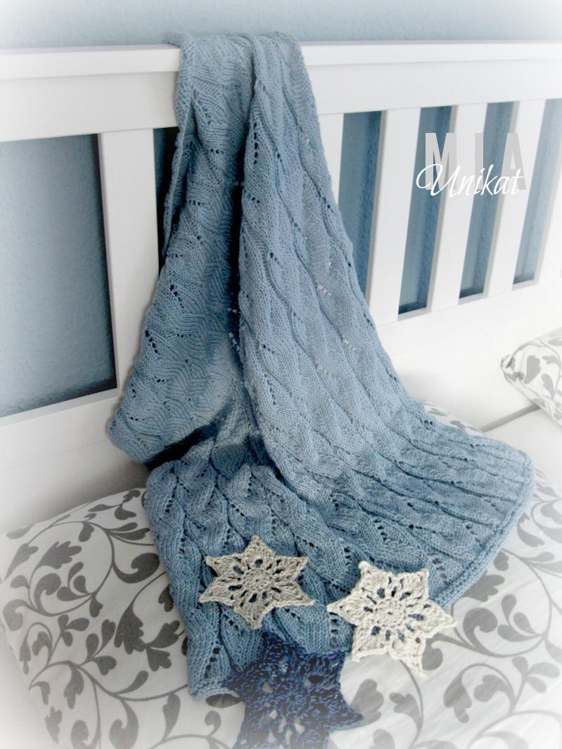 Nicht nur ein Baby-Blanket