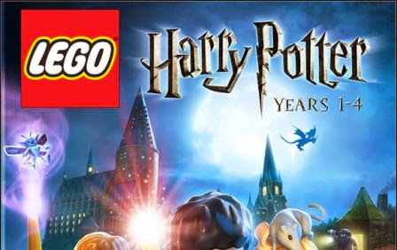 LEGO Harry Potter Years 1-4 PC Game