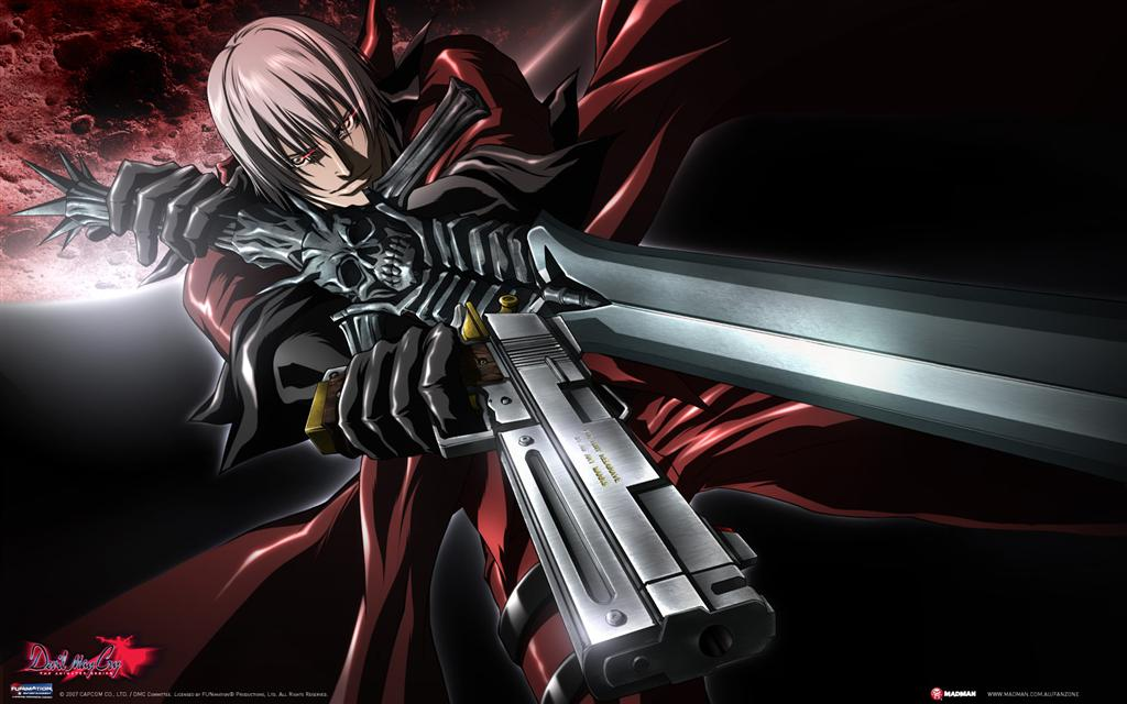 Devil May Cry HD & Widescreen Wallpaper 0.503178153527681