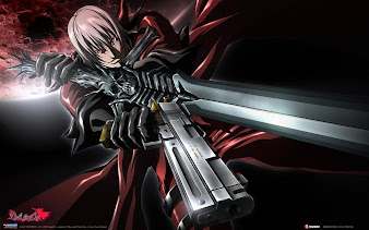 #43 Devil May Cry Wallpaper