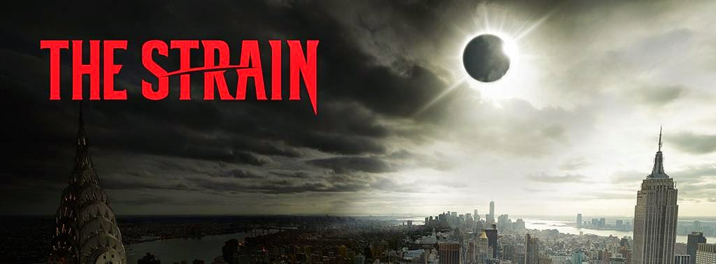 FX The Strain Season 1 Episode 9 The Disappeared The Eclipse poster