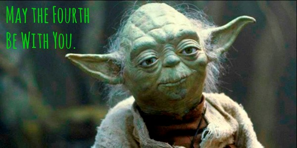 yoda, may the fourth be with you