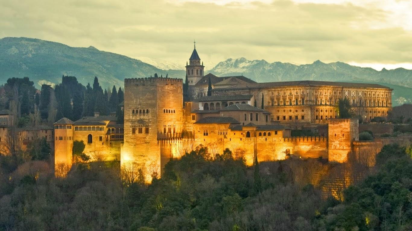 La Alhambra en Granada, una visita obligada