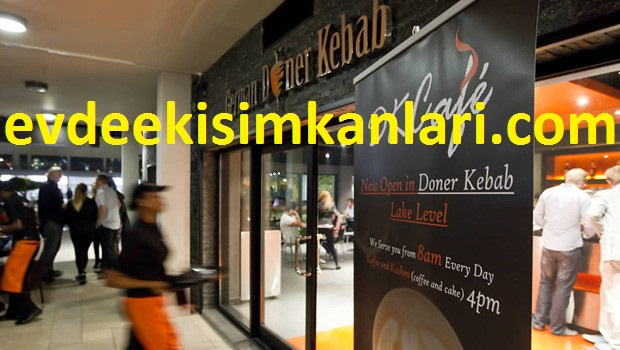 Döner Kebab Bayilik Şartları