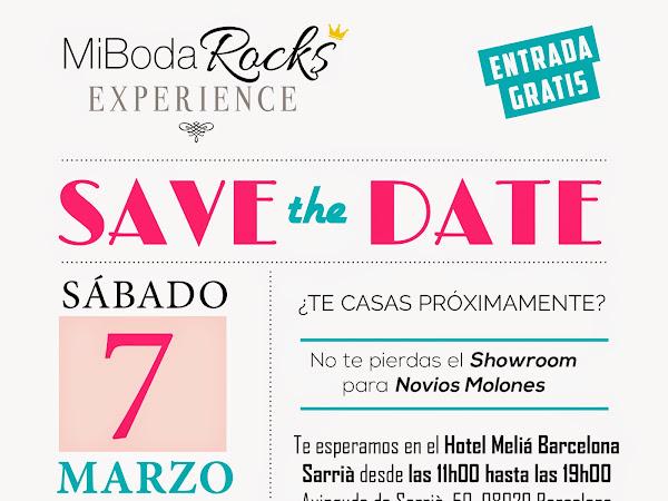 7 marzo 2015 Mi Boda Rocks Experience Barcelona