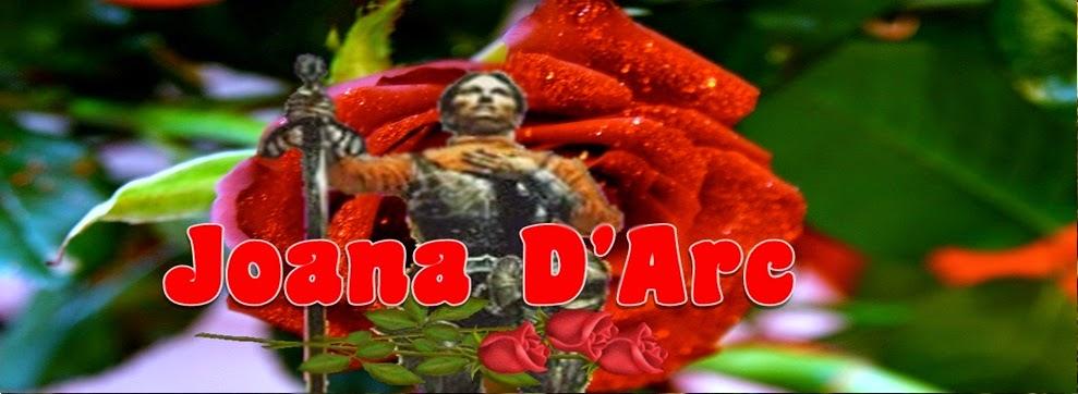JOANA D`ARC E OS AMIGOS DA LUZ...