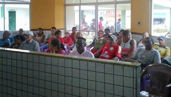 Governo apoia incentivo a produção de alimentos em Olinda Nova do Maranhão
