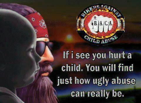 yourself have children with abuser
