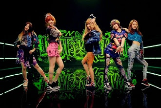 Download Lagu 4Minute - What's Your Name?