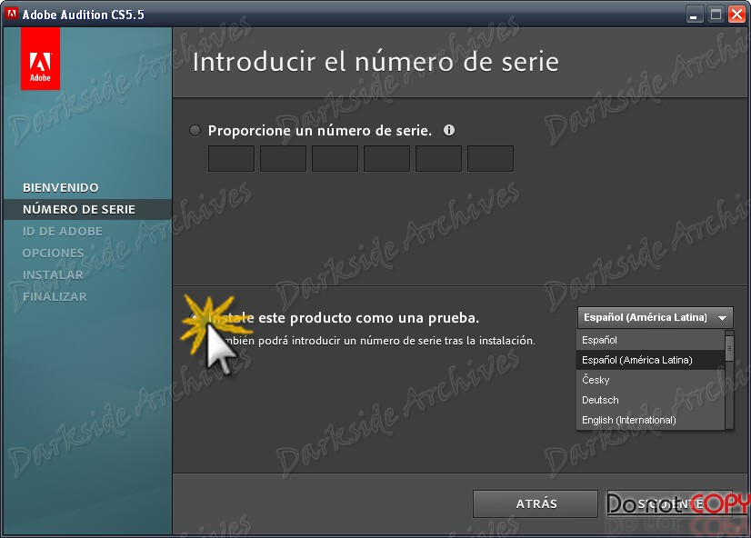 descargar adobe audition 3 full crack espanol