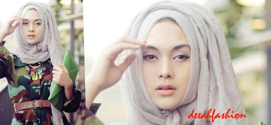 Jilbab Tumpuk Urban Hijab Style