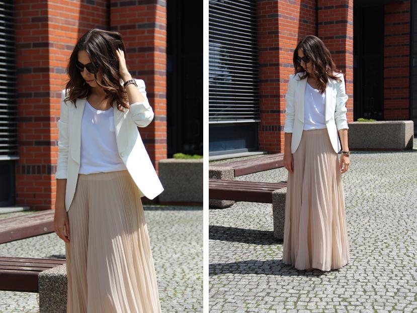 maxi skirt Zara