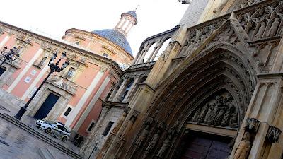 Catedral, Basilica de la Virgen, Valencia, Travelling, Comunidad Valenciana, Kimanel, Velycar