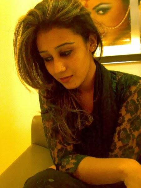 Bangladeshi model Anila Tabassum Hridi