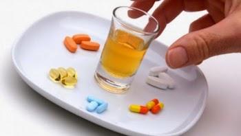Τελικά ότι η αντιβίωση και το αλκοόλ δεν πάνε μαζί είναι μύθος ή όχι;