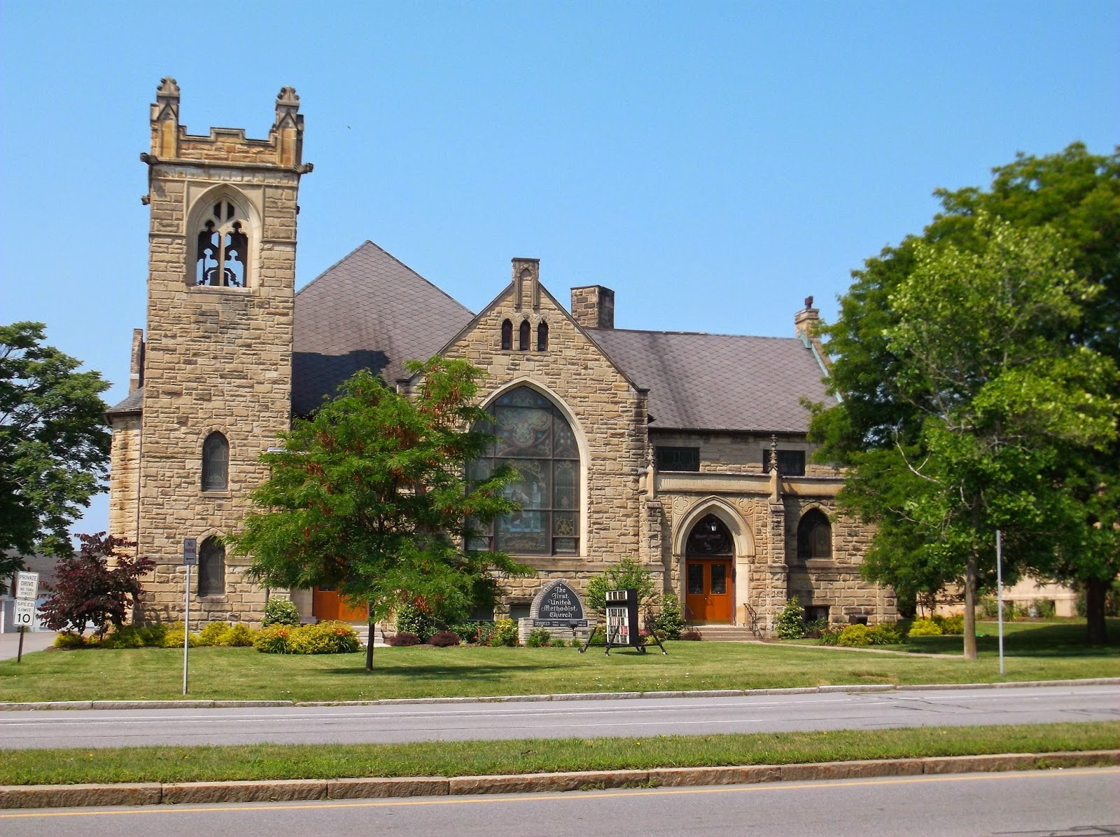 Canandaigua (NY) United States  city images : New York State of Mind: FIRST UNITED METHODIST CHURCH, CANANDAIGUA, NY