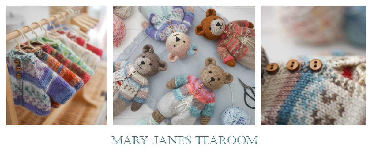 Mary Jane's TEAROOM