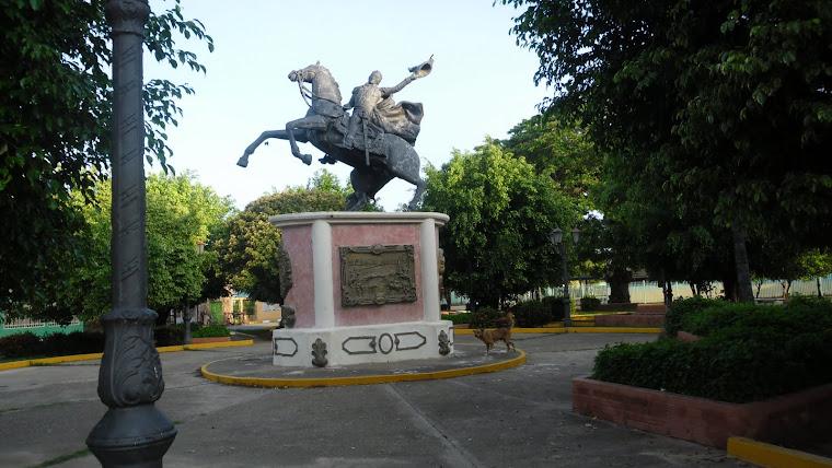 Plaza Bolívar de Guayabal